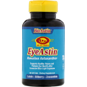 Nutrex Hawaii EyeAstin 60 капсул
