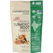 MRM RAW Organic Turmeric Root Powder 6 oz (170 g)