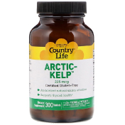 Country Life Arctic-Kelp 225 мкг 300 таблеток