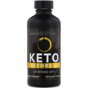 Quicksilver Scientific Keto Before 6 3.38 fl oz (100 ml)