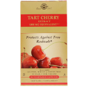 Solgar Tart Cherry Extract 90 Vegetable Capsules
