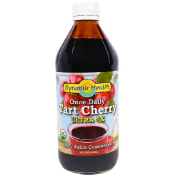 Dynamic Health  Laboratories Once Daily Tart Cherry Ultra 5X 100% Juice Concentrate 16 fl oz (473 ml)