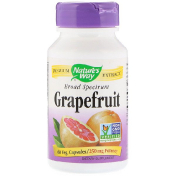 Nature's Way Grapefruit 250 mg 60 Veg. Capsules