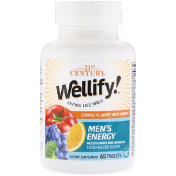 21st Century Wellify! Men's Energy 65 Tablets