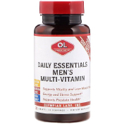 Olympian Labs Inc. Daily Essentials Men's Multi-Vitamin 30 Tablets