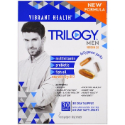 Vibrant Health Trilogy Men Daily Power Packs версия 2.0 30 пакетиков