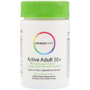 Rainbow Light Active Adult 50+ 30 таблеток