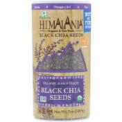 Himalania Black Chia Seeds 7 oz (198.5 g)