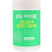 Vital Proteins Collagen Beauty Greens Vanilla Coconut 10.8 oz (305 g)