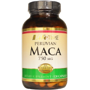 LifeTime Vitamins Перуанская мака 750 мг 120 капсул