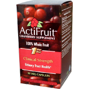 Enzymatic Therapy Добавка Клюквы ActiFruit 30 Капсул