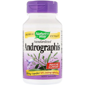 Nature's Way Andrographis Standardized 60 Veg. Capsules