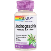 Solaray Andrographis Aerial Extract 300 mg 60 VegCaps