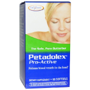 Enzymatic Therapy Petadolex 60 капсул