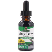 Nature's Answer Vitex Berry Extract Alcohol-Free 2 000 mg 1 fl oz (30 ml)