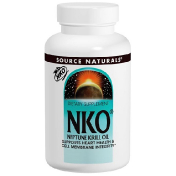 Source Naturals NKO масло криля 500 мг 60 капсул