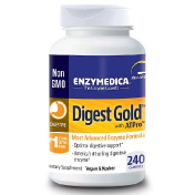 Enzymedica Digest Gold c ATPro 240 капсул