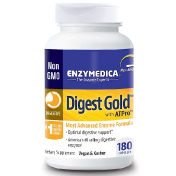 Enzymedica Digest Gold с ATPro 180 капсул
