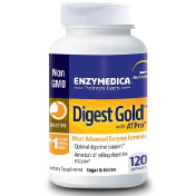 Enzymedica Digest Gold с ATPro 120 капсул