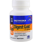 Enzymedica Digest Gold с ATPro 45 капсул
