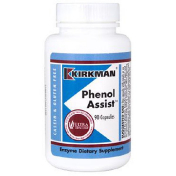 Kirkman Labs Phenol Assist 90 капсул