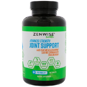 Zenwise Health Advanced Strength Joint Support 180 таблеток