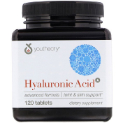 Youtheory Hyaluronic Acid 120 Count