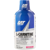 GAT L-Carnitine Rainbow Burst 1500 mg 16 oz (473 ml)