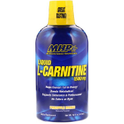 Maximum Human Performance LLC Liquid L-Carnitine 1500 mg Pineapple Mango 16 fl oz (473 ml)