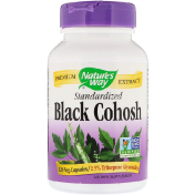Nature's Way Black Cohosh Standardized 120 Veg. Capsules