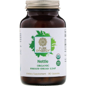 The Synergy Company Nettle Organic Freeze-Dried Leaf 90 Capsules