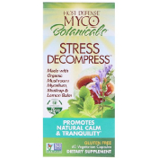 Fungi Perfecti MycoBotanicals Stress Decompress 60 вегетарианских капсул