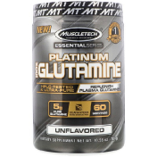 Muscletech Essential Series Platinum 100% Glutamine 5 g 10.58 oz (300 g)