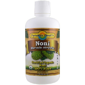 Dynamic Health  Laboratories Organic Certified Noni 100% Juice 32 fl oz (946 ml)