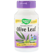 Nature's Way Olive Leaf Standardized 60 Veg. Capsules
