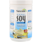 Naturade Total Soy Meal Replacement French Vanilla 17.88 oz (507 g)
