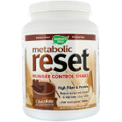 Nature's Way Metabolic Reset Hunger Control Shake Chocolate 1.4 lbs (630 g)