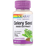 Solaray Celery Seed Extract 100 mg 30 Vegcaps