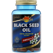 Nature's Life Black Seed Oil 1000 mg 90 Softgels