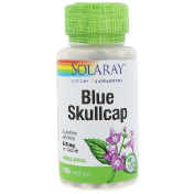 Solaray Blue Skullcap 425 mg 100 VegCaps