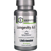 Life Extension Geroprotect Longevity A.I. 30 капсул