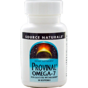 Source Naturals Provinal Омега-7 30 капсул