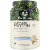 PlantFusion Complete Protein сливочная ваниль 900 г