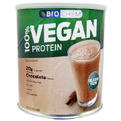 Biochem 100% Vegan Protein Chocolate Flavor 26.0 oz (737.8 g)