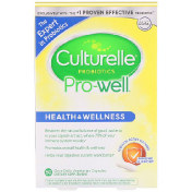Culturelle Probiotics Pro-Well Health & Wellness 50 Once Daily Vegetarian Capsules