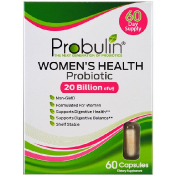 Probulin Women's Health пробиотик 60 капсул