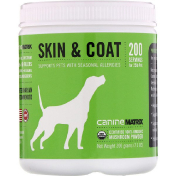 Canine Matrix Skin & Coat Mushroom Powder 7.1 oz (200 g)