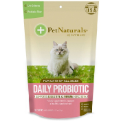 Pet Naturals of Vermont Daily Probiotics For Cats 30 Chews 1.27 oz (36 g)
