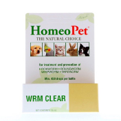 HomeoPet WRM Clear 15 мл