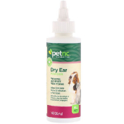 petnc NATURAL CARE Pet Natural Care Dry Ear Powder All Pet 1 oz (28 4 g)